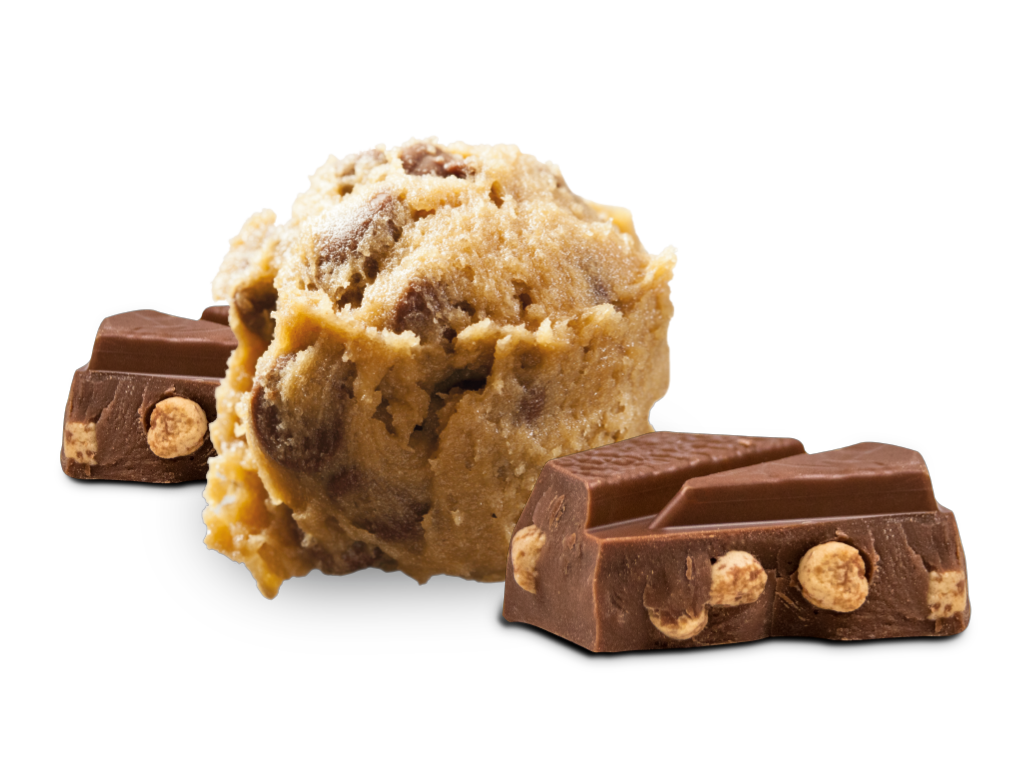 Zutaten Cookie Dough