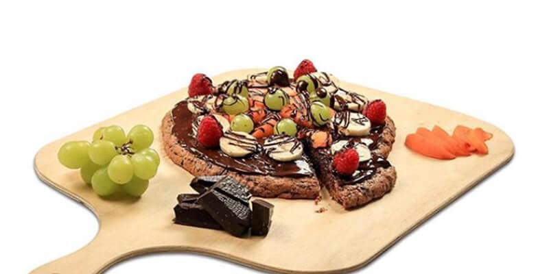schokoladen-pizza